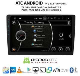 Android ATC In Car Multimedia