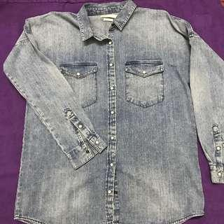 Padini Denim Blouse