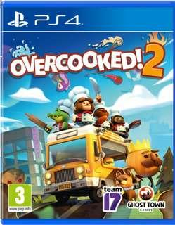Overcooked 2 PS4 (Best Party Game)