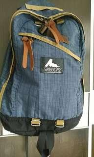 平售@@@舊LOGO Gregory NAVY Daypack  26L, 內外新浄企理,抵用價 (arcteryx mystery ranch porter adidas nike backpack )