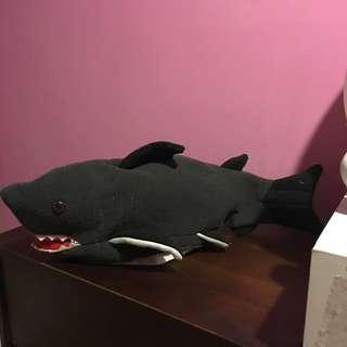 贈送!鯊魚娃娃帽子