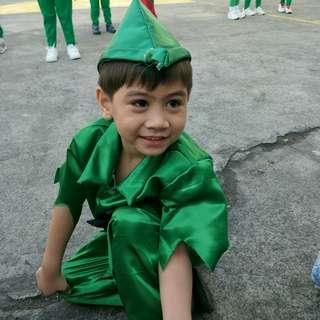 FOR SALE: Peter Pan Costume