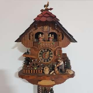 🚚 Genuine Music Cuckoo Clock