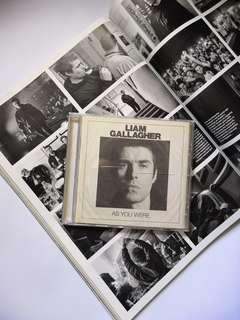 Liam Gallagher Album - As You Were Deluxe Edition