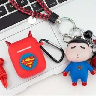 Superman Airpods Case