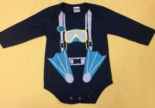 BABY ROMPERS (DIVING)
