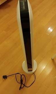 遙控直立式電風扇