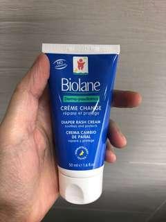 [全新行貨包郵] 3支 Biolane 法國貝兒 抗敏換片護膚膏 50ml / 1.6oz