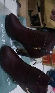 """NEW""Sepatu boots PAULISTA"