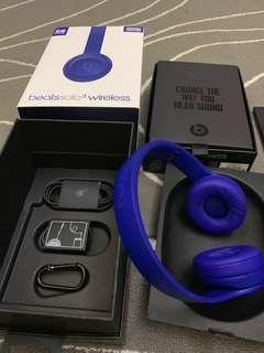 Beats Solo3 Wireless - Neighboorhood Collection- Break Blue