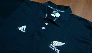 All Blacks Adidas Rugby Jersey