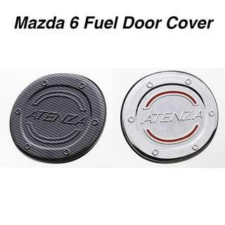 Mazda 6 Fuel Door Cover- Atenza