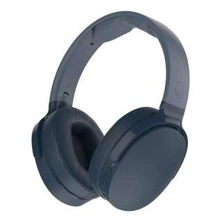 Skullcandy Hesh 3 Wireless Over The Ear Headphones (Blue)
