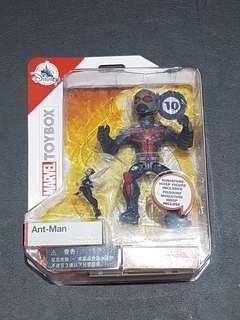 Disney Store Exclusive Toybox Ant-Man