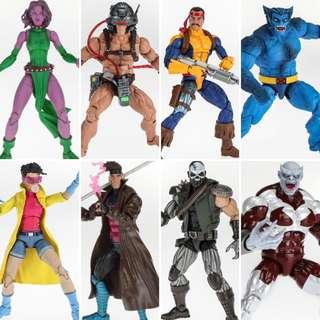 Marvel Legends Caliban Wave Individual Pre-order