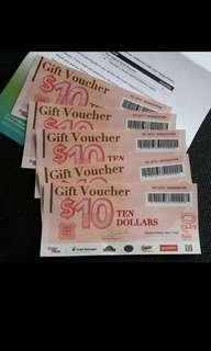 Free $10 Giant/7-Eleven/McDonalds Voucher