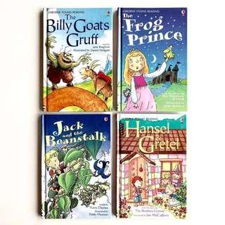 Usborne Young Reading Story Books