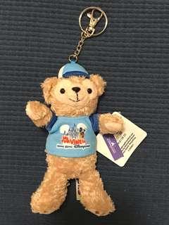 包順豐站Duffy鎖匙扣Disney Disneyland