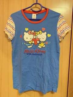 Hello Kitty 40週年紀念 T-shirt