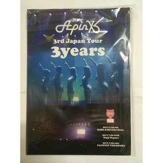[官方] Apink 3th日巡 photo book (絕版)