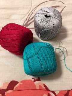 Lace Yarn Bundle