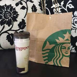 Starbucks City Tumbler - Singapore