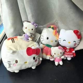 🌸 authentic sanrio hello kitty plushies plush toys