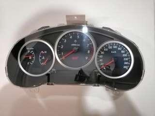 2004 - 2007 Subaru Impreza WRX STI Speedometer Cluster