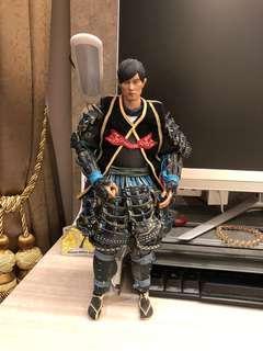 1/6 Scale Samurai Figurine - Set D