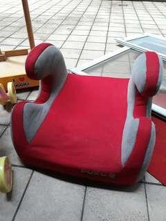 🚚 兒童安全坐墊