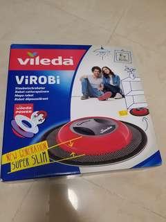 微力達自動除塵寶 vileda virobi 自動吸塵機