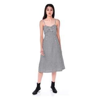 🚚 The Editor's Market Loudes Midi Dress