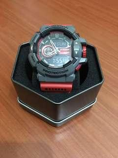 G shock GA-400 red made in Japan