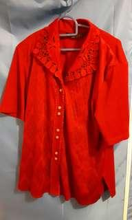 Giving away ladies' blouse #blessing