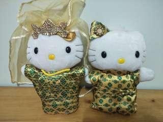 🚚 Hello Kitty 麥當勞聯名婚紗絕版娃娃