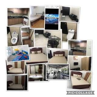 One Bedroom fully furnished condo unit for rent in Banawa