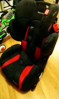 Car Seat Recaro Young Sports