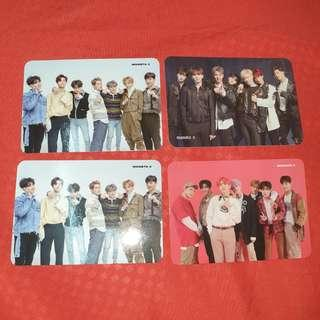 [WTS] Monsta X Group PhotoCard