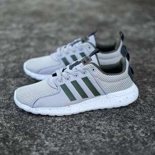 Adidas lite racer grey multicolor  (BNWB) .