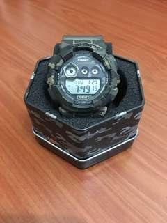 G shock GD-120CM