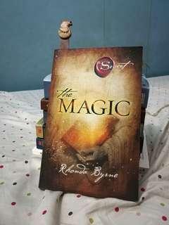 The Magic - The Secret (by Rhonda Bryne)