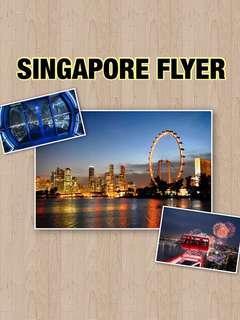 SINGAPORE FLYER (E-TICKET)