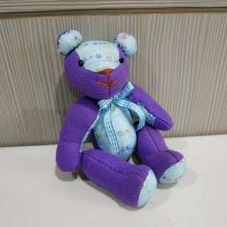 🚚 小熊玩偶