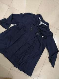 Zara kids jacket cardigan coat
