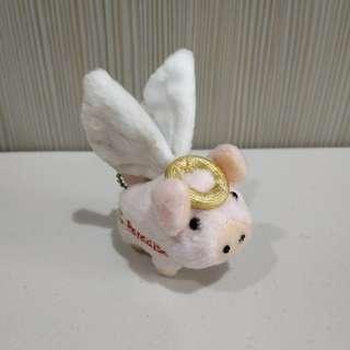 🚚 天使豬玩偶