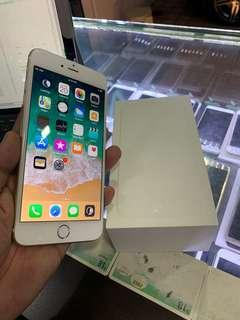 Iphone 6+ 64gb gold mint condition (MR5180280)