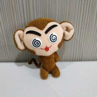 🚚 頭暈猴子 玩偶