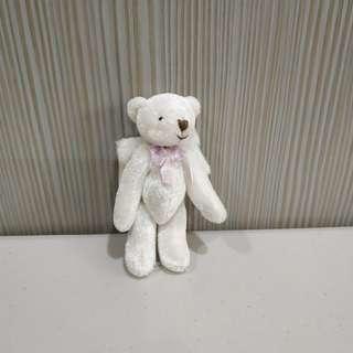 🚚 天使熊玩偶