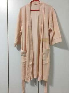 Pink Bath Swimming Bedroom Robe