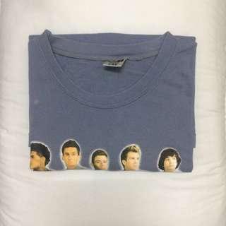 Beyond5 All Around The World Tour 2013 Shirt
